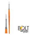 Picture of BOLT | Face Painting Brushes by Jest Paint - Crisp Round #4