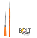 Picture of BOLT | Face Painting Brushes by Jest Paint - Crisp Round #1