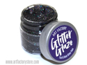 Picture of Glitter Glaze - Black - 30ml