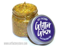Picture of Glitter Glaze - Gold - 30ml