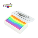 Picture of Kryvaline Rainbow Neon Split Cake (Regular Line) - 30g
