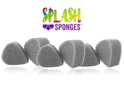 Picture of Splash Sponge - Tear Drop - 6 Pack