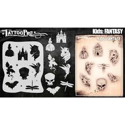 Picture of Tattoo Pro Stencil KIDS - Fantasy (ATPS-KDS2)
