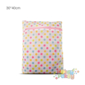 Picture of Mesh Sponge Bag - Polka Dots - 30x40cm