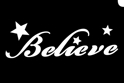 Picture of Believe - (5pc pack)