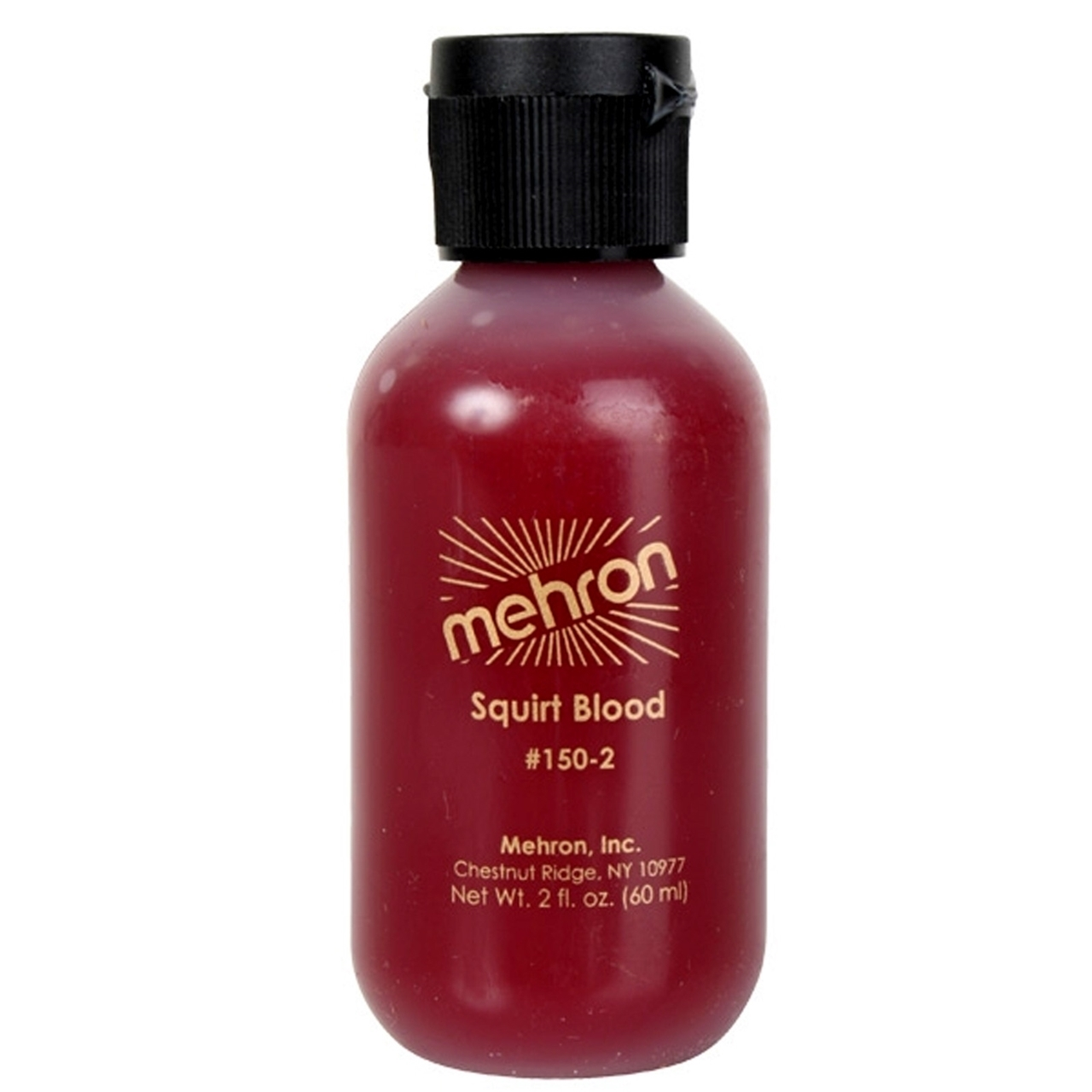 Picture of Mehron Squirt Blood - Bright Arterial - 2oz