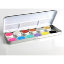 Picture of Superstar Face and Body paint 12 colours Shimmer and Pastel palette (139-63.6)