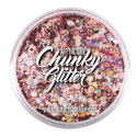 Picture of Art Factory Chunky Glitter - Flirt ( Rose Gold )- 50ml