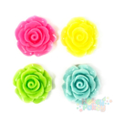 Picture of Rose Gems - Pastel Assortment 20mm (4 pc.) (FG-AR5)