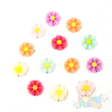 Picture of Daisy Gems - Pastel Assortment 9mm (13 pc.) (FG-AD5)