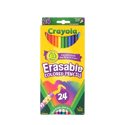 Picture of Crayola Erasable Coloured Pencils - 24 pc