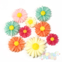Picture of Daisy Gems - Pastel Assortment 17-8 mm (9 pc.) (FG-AD2)