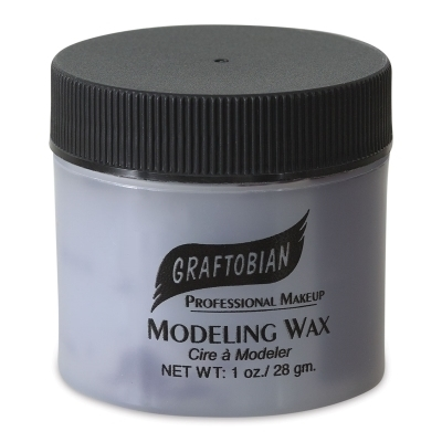 Picture of Graftobian Modeling Wax - Blood Colored (1 oz)