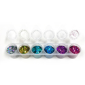 Picture of Superstar Chunky Glitter Mix 6 Pack - Laser (130ml)