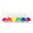 Picture of Superstar Chunky Glitter Mix 6 Pack - Fluorescent (130ml)