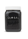 Picture of Global  - Liquid Face and Body Paint - Black 200ml