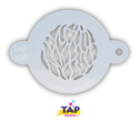 Picture of TAP 100 Face Painting Stencil - Wild Animal Pattern