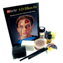 Picture of Ben Nye 3-D Professional Special Effects Makeup Kit (DK-2)