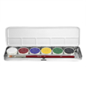 Picture of Ben Nye MagiCake Aqua Paints Palette - 6 Refillable colors (CFK-6)
