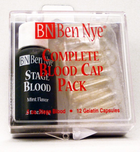 Picture of Ben Nye - Complete Blood Cap Pack