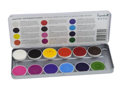 Picture of Superstar - Sparkling Faces by Svetlana Keller - 12 Colours Palette (139-63.10)