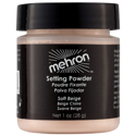 Picture of Mehron - Setting Powder -  Soft Beige - 1 oz