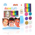 Picture of Silly Farm - Face Fun Painting Kit - Carnival