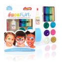 Picture of Silly Farm - Face Fun Painting Kit - Mermaid
