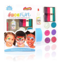 Picture of Silly Farm - Face Fun Painting Kit - Princess