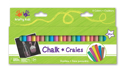 Picture of Krafty Kids 6 Colors Dustless Chalk (48 pc)