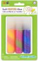 Picture of Krafty Kids Swirl Glitter Glue ( 3pc ) - Popsicle