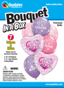Picture of Bouquet in a Box - Princess  (7pc)