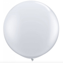 Picture of Qualatex 3FT Round - Diamond Clear Balloon (2/bag)