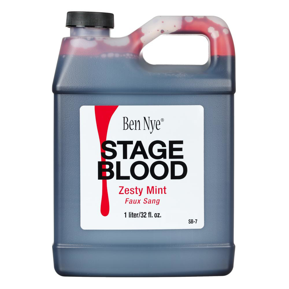 Picture of Ben Nye Stage Blood Zesty Mint - 32oz (SB7)