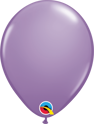 "Picture of Qualatex 5"" Round - Spring Lilac Balloons (100/bag)"