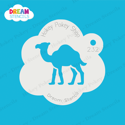 Picture of Camel - Dream Stencil - 232