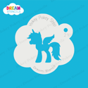 Picture of Unicorn Pegasus - Dream Stencil - 21
