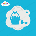 Picture of Easter Basket - Dream Stencil - 112