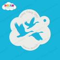 Picture of Flock of Birds - Dream Stencil - 143
