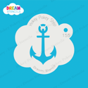 Picture of Anchor #2 - Dream Stencil - 155