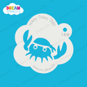 Picture of Pirate Crab - Dream Stencil - 169