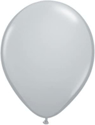 "Picture of Qualatex 11"" Round - Gray (100/bag)"