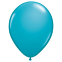 "Picture of Qualatex 11"" Round - Tropical Teal  (100/bag)"