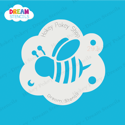 Picture of Bumble Bee Dream Stencil - 293
